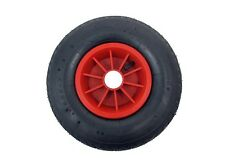 "12"" pneumatic wheel 4.00 - 6, sack truck / trolley / wheel barrow wheel 1 "" BORE"