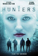 The Hunters [DVD] 2013 by LIONS GATE HOME ENT. Ex-library