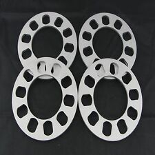 """(4) 1/4"""" inch Chevy Chrysler Dodge Toyota Flat Wheel Spacers 