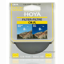 Genuine HOYA 40.5mm Slim CPL Circular Polarizer Polarizing CIR-PL Digital Filter