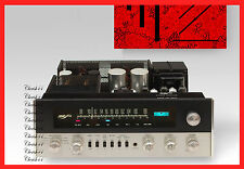 MCINTOSH REPAIR SERVICE MAC1500 MAC1700 RECEIVER STEREO REPAIR RESTORATION