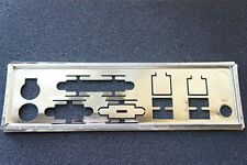 Back plates Back Panel I/O Shield For P4P800-X P4P800-SE Motherboard