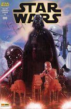 STAR WARS 9 couverture Kaare Andrews PANINI COMICS ETAT NEUF