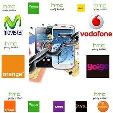 LIBERAR CUALQUIER HTC VODAFONE, ORANGE, MOVISTAR, YOIGO, JAZZTEL, AMENA, ......