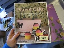 Planet Cake by Paris Cutler cookbook recipes softcover good condition - FOLLOT