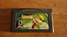 Rayman - GBA - Cartridge and Manual - Excellent Used Condition