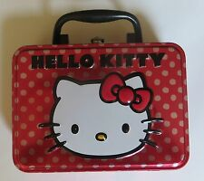 Toxic Glamour official Sanrio *Hello Kitty Gift set* tin case with accessories
