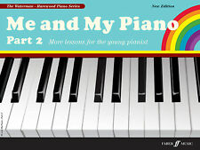 Me And My Piano Part 2 Educational Piano Solo Learn to Play FABER Music BOOK