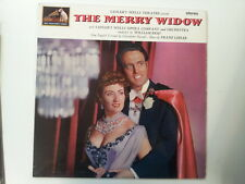 LP THE MERRY WIDOW Franz Lehar, Sadler's Wells Opera