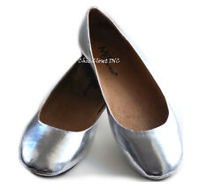 Women Fashion Dressy Casual Cute Ballet Flat Round Toe Comfy Slip On Color Shoes