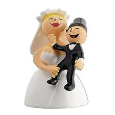 Alessi Abbracciami Amore Mio Cake Topper Mariage Marriage Figurines