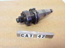 CAT40 Face Shell Mill Holder 27mm Shank 12.5mm Keys Overall Dia 59mm CAT42 (v)