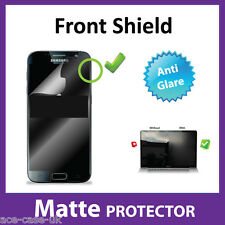 Samsung Galaxy S7 MATTE Anti Glare FRONT Screen Protector Military Shield