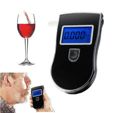 LCD Digital Car Breath Alcohol Analyzer Tester Breathalyzer Police Test Detector