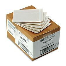 Quality Park Clear Front Self-Adhesive Packing List Envelopes - 46996
