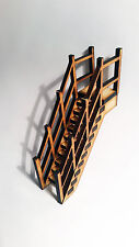 Fairy Door Ladder Elf Wooden Laser Cut Fairies Pixies Handmade
