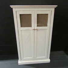 Kitchen Cupboard - WOODEN ~ PAINTED ~ Dolls House Miniature ~ 1/12th scale
