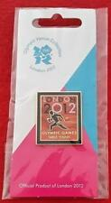 Olympics London 2012 Venue Sports Logo Pictogram Pin - Table Tennis - code 1752