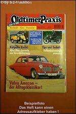 Oldtimer Praxis 8/96 Volvo Amazon Opel Kadett Aero