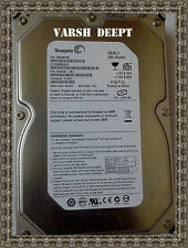 "250 GB PATA/IDE HDD INTERNAL DESKTOP HARD DISK DRIVE 3.5""(SEAGATE) 1 YR WARRANTY"