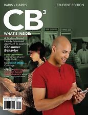 CB3 (with Marketing CourseMate with eBook Printed Access Card)