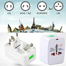 Universal World Charger Plug Travel AC Power Adapter Converter to US/UK/AU/EU