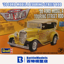 revell 1:24 '30 Ford Model A Touring Street Rod Plastic model kit new in the box