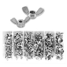 New 150pc Wing Nut Hardware Shop Assortment 6 Different Sizes Free Shipping