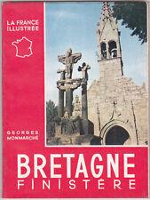BRETAGNE Finistère Georges Monmarché Alpina 1962