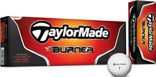 TAYLOR MADE BURNER Finely Tuned GOLF BALLS UltraFastBallSpeed 1Box - 12Pieces