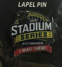"NHL Stadium Series ""I Was There"" Pin Pittsburgh Penguins Vs. Philadelphia Flyers"