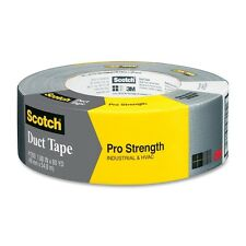 "Scotch Pro Strength Duct Tape, Industrial & HVAC, 1.88"" x 60 Yd, Each (1260A)"