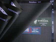 DORMEUIL 'AMADEUS 365' LUXURY WOOL SUITING FABRIC - 3.4 m. - MADE IN ENGLAND