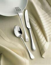 "SAMBONET  ,ITALY   ""QUEEN ANNA"" STAINLESS STEEL FLATWARE 5 PIECE SETTING"