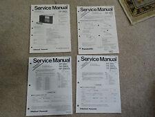 ORIGINAL PANASONIC RF-B60L SERVICE MANUAL