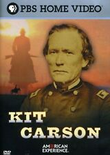 American Experience: Kit Carson (2009, DVD NEW)