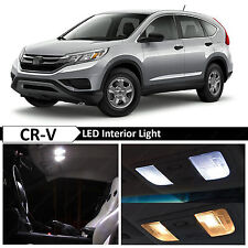 14x White LED Lights Interior Package Kit for 2015-2017 Honda CRV CR-V