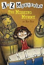 The Missing Mummy (A to Z Mysteries), Ron Roy, Good Book
