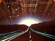 Close Encounters of the Third Kind Original Soundtrack ♫ RARE Record Club LP