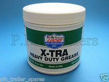 FREE P&P* Lucas X-TRA Heavy Duty Wheel Bearing Grease Tub - Trailers Boats etc