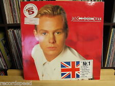 "★★ 12"" LP - JASON DONOVAN - Ten Good Reasons - PWL GER - OIS (Lyrics)"