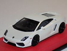 1/43 Looksmart Lamborghini Gallardo LP 560-4 2008 Baloon White Leather Base
