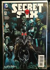 Secret Six #13 NM- 1er Imprimé DC Comics