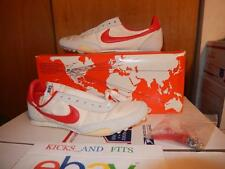 "Vintage Nike ""ATWEST"" 1970's Track Spikes Shoes NOS SMU USA Made MUST SEE!"