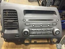 2009 HONDA CIVIC 4DR AM FM Radio Stereo  CD Player (137)