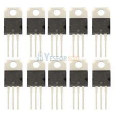 10Pcs LM317T LM317 1.2V to 37V 1.5A Adjustable Voltage Regulator IC #3YE