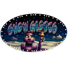 IGT Topper Insert Snow Globes (808-896-00)