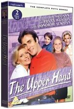 THE UPPER HAND the complete fifth series 5. Joe McGann. 2 discs. New sealed DVD