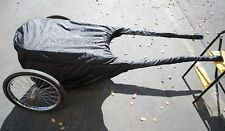 Brand New Jerald Show Cart Cover For Mini Horse Cart -NIB