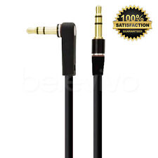 Negro De 3.5 Mm Audio Cable Aux Plomo Para Monster Beats By Dr Dre Solo, mixr, studio
